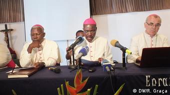 CEAST Bischofskonferenz von Angola und São Tomé Gabriel Mbilingui