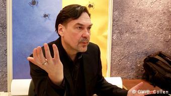 Juri Andruchowytsch, das Gesicht der ukrainischen Literatur in Deutschland