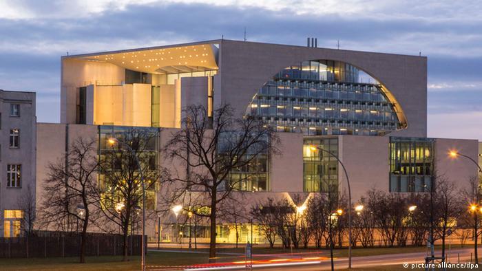 دفتر صدراعظم آلمان در برلین