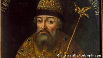 Oil painting of Ivan the terrible (Foto: picture alliance/akg-images)
