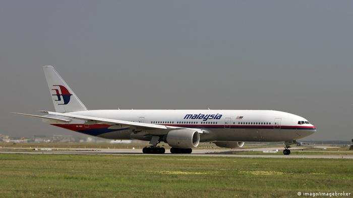 Malaysia Airlines Boeing Boeing 777-200