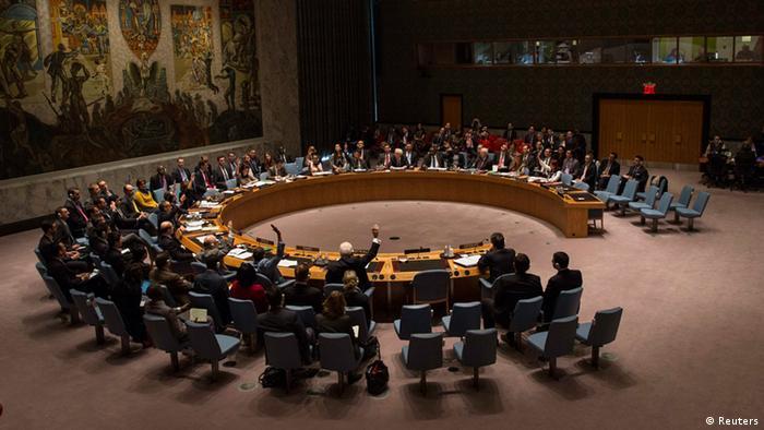 UN-Sicherheitsrat stimmt über Krim-Resolution ab