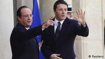 Hollande/Renzi