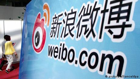 Sina Weibo China Konzern Gruppe Marketing