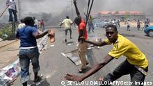 Symbolbild Gewalt in Nigeria