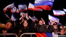 Referendum auf der Krim
