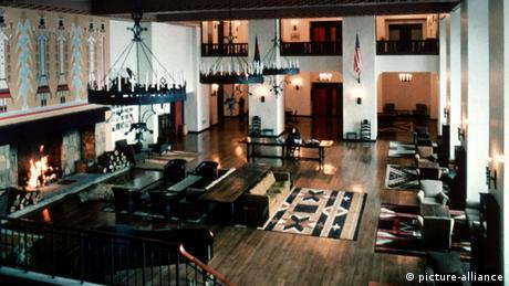Bildergalerie Hotelfilme The Shining 1980