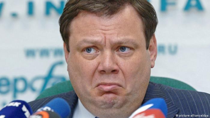 Российский олигарх Михаил Фридман