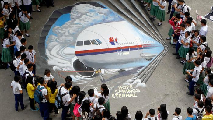 Malaysia Airlines Boeing 777 Flug MH370