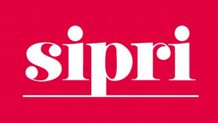 Logo Friedensforschungsinstitut SIPRI