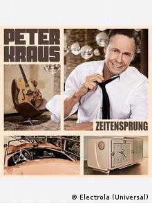 The CD cover for Zeitensprung