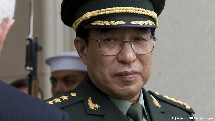 General Xu Caihou