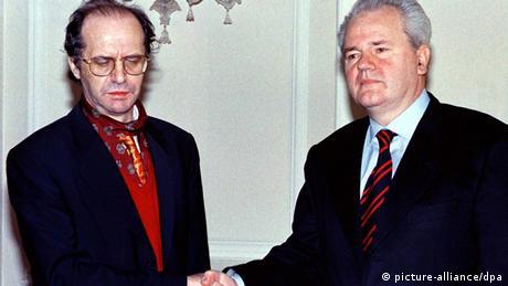 Bildergalerie Kosovo Krieg 15 Jahre Rugova und Milosevic