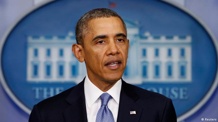 Obama Rede zur Ukraine 17.03.2014
