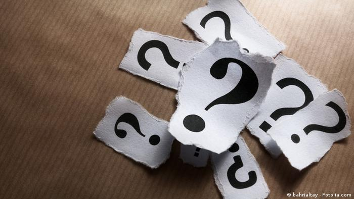 Symbolbild zu viele Fragen (bahrialtay - Fotolia.com)