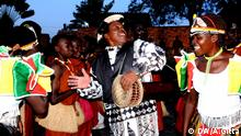 Rwangyezi Stephen and the Ndere Troupe Uganda