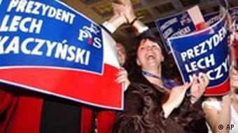 Wahl in Polen