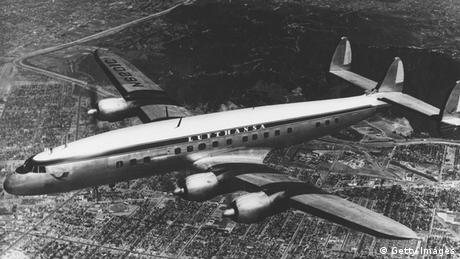 Lockheed L 1049C (Getty Images)