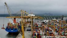 Hafen von Buenaventura