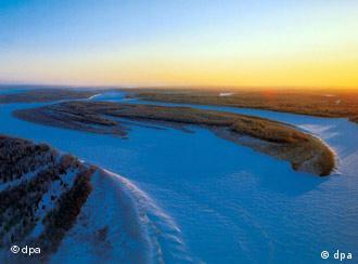 Ostseepipeline soll sibirisches Gas nach Deutschland bringen