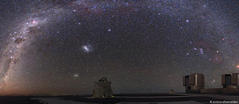 Destaques na astronomia