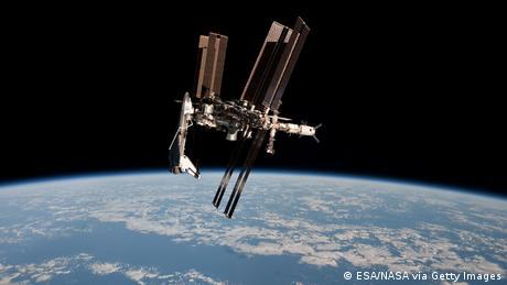 Satellit Raumstation Endeavour