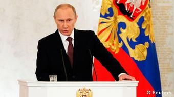Путину не доверяют 60 процентов опрошенных