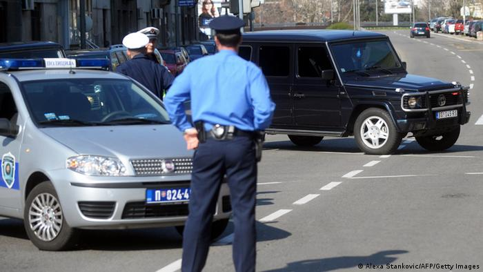Serbien Gerichtsprozess Darko Saric 18.03.2014