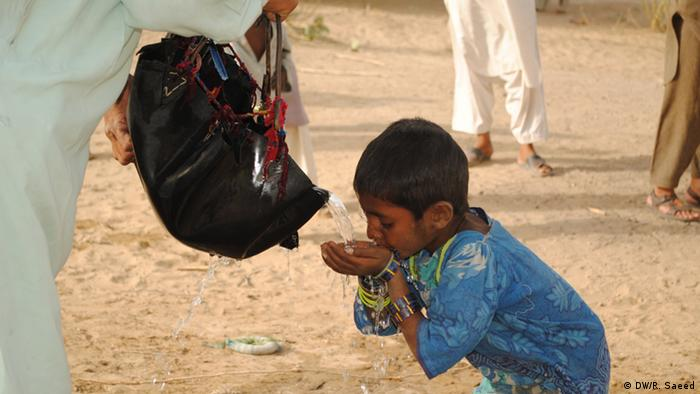 Drought in Thar, Pakistan