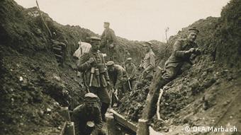 18.03.2014 DW Kultur.21 August 1914 Literatur und Krieg