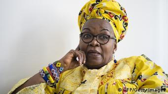 L'avocate Alice Nkom défend l'ancien directeur de la CTRV Amadou Vamoulké, en détention provisoire depuis juillet 2016