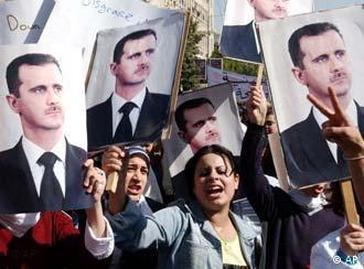Schutzherr der Hisbollah: Syriens Präsident Assad