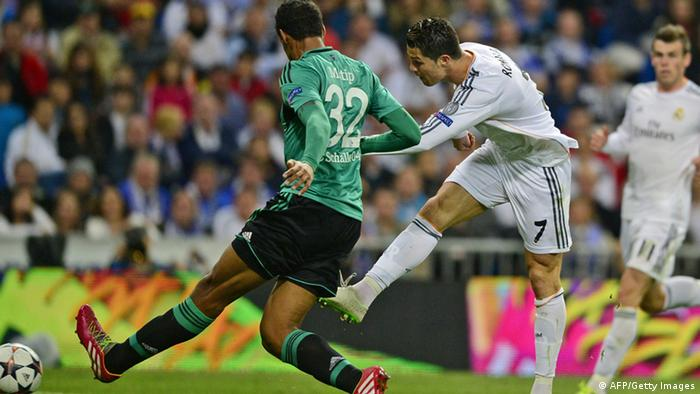 UEFA Champions League Real Madrid - FC Schalke 04