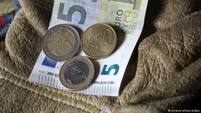 Малко или много са 8,50 евро на час? | Начало | DW | 04.07.2014