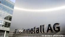 Logo der Rheinmetall AG