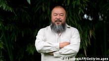 China Kunst Künstler Ai Weiwei