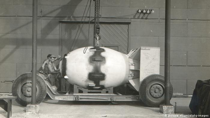 Nagasaki - der Mythos der entscheidenden Bombe