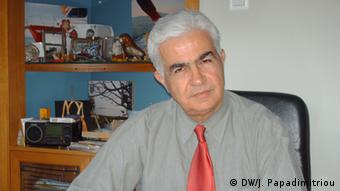 Levteris Koussoulis Politikwissenschaftler aus Griechenland