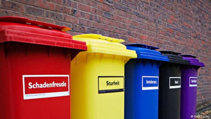 Image result for german garbage can
