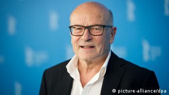 Volker Schlöndorff Porträt (Foto: Daniel Naupold/dpa)