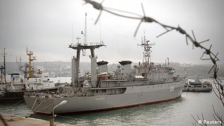 Анексовані кораблі з Криму: малоприваблива пропозиція Путіна