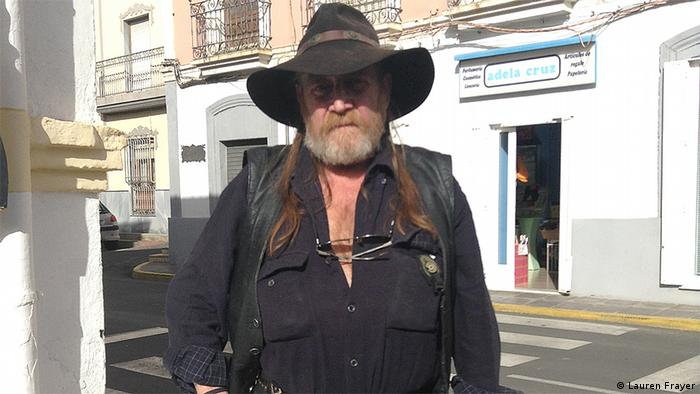 Spain-Spaghetti Westerns Film Set Spanien