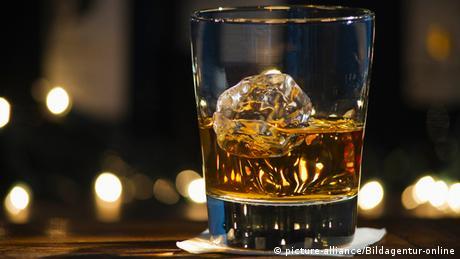 Whiskey mit Eis