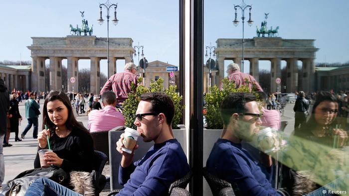 Deutschland Frühlingswetter 20.03.2014