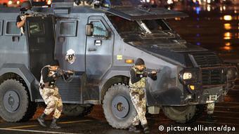 Saudi soldiers EPA/ALI HASSAN +++(c) dpa - Bildfunk+++