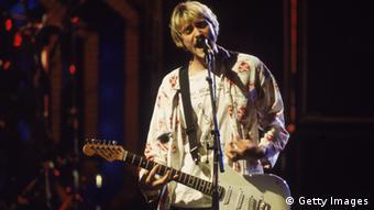 Grunge-Band Nirvana