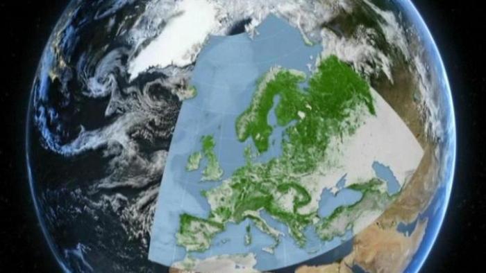 20.03.2014 projekt zukunft ESA Satellit Sentinel