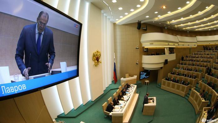 Совет Федерации (21 марта 2014 года)