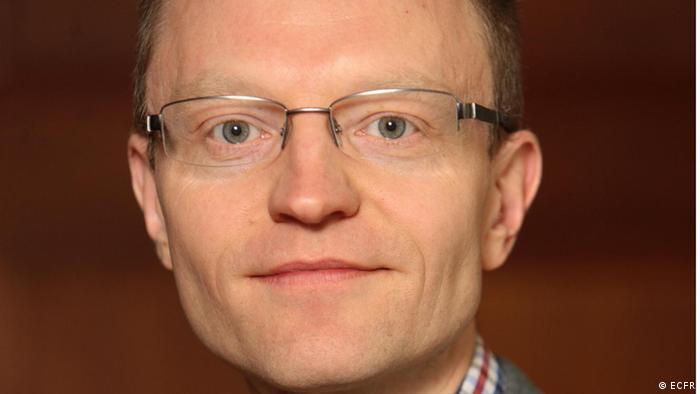 Dr. Stefan Meister ist Russlandexperte und Senior Policy Fellow beim European Council on Foreign Relations.