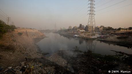Buriganga Fluss Verschmutzung (Bildergalerie)